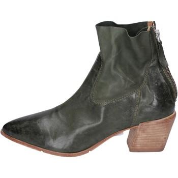 Sapatos Mulher Botins Moma BH308 Verde
