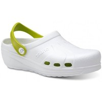 Sapatos Homem Tamancos Feliz Caminar Zuecos Sanitarios Asana - Verde