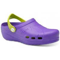 Sapatos Homem Tamancos Feliz Caminar Zuecos Sanitarios Asana - Multicolor