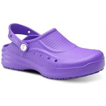 Sapatos Homem Tamancos Feliz Caminar Zueco Laboral Flotantes Evolution - Multicolor