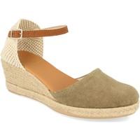 Sapatos Mulher Alpargatas Shoes&blues SB-22002 Kaki