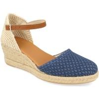 Sapatos Mulher Alpargatas Shoes&blues SB-22003 Azul
