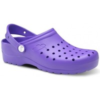 Sapatos Homem Tamancos Feliz Caminar Zuecos Sanitarios Flotantes Gruyere - Multicolor