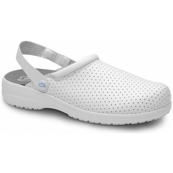 Sapatos Homem Tamancos Feliz Caminar ZETA BLANCO - Branco