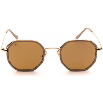 Relógios & jóias óculos de sol Sunxy Leucade Ouro