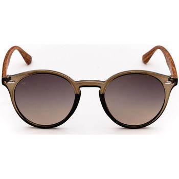 Relógios & jóias óculos de sol Sunxy Pantelaria Castanho