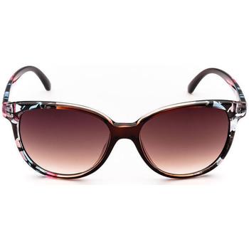 Relógios & jóias Mulher óculos de sol Sunxy Ihuru Castanho