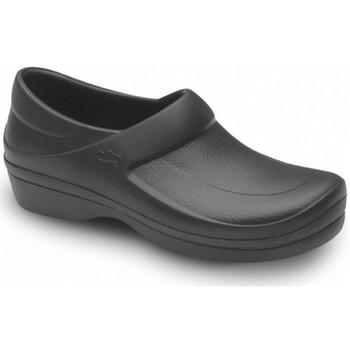Sapatos Homem Tamancos Feliz Caminar SURU ANTIESTATICOS NEGRO - Preto