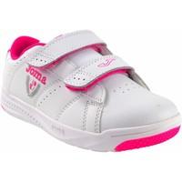 Sapatos Rapariga Sapatilhas Joma Sport girl  jogar 2142 bl.fux Rosa