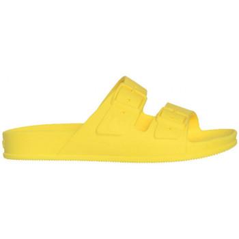 Sapatos Mulher Chinelos Cacatoès Bahia Amarelo