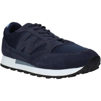 Sapatos Homem Sapatilhas Melluso U93200X Azul