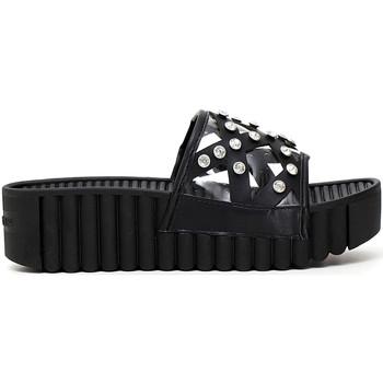 Sapatos Mulher Chinelos Café Noir FD9020 Preto