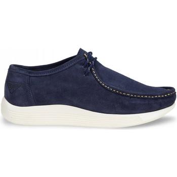 Sapatos Homem Mocassins Docksteps DSE106531 Azul