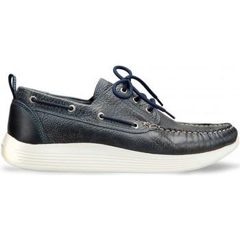 Sapatos Homem Sapato de vela Docksteps DSM100908 Azul