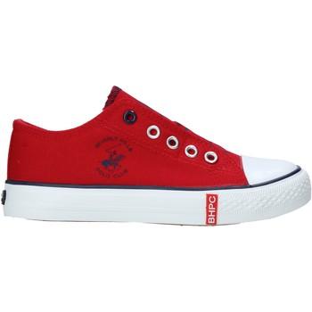 Sapatos Criança Sapatilhas Beverly Hills Polo Club S21-S00HK535 Vermelho
