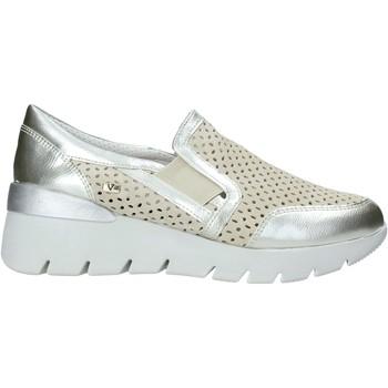 Sapatos Mulher Slip on Valleverde 18253 Bege