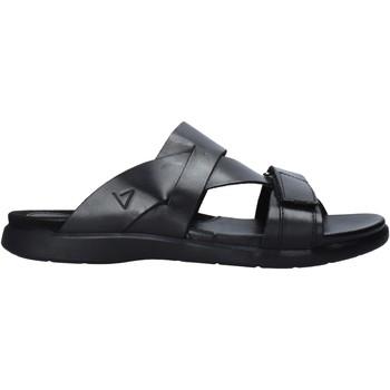 Sapatos Homem Chinelos Valleverde 36900 Preto