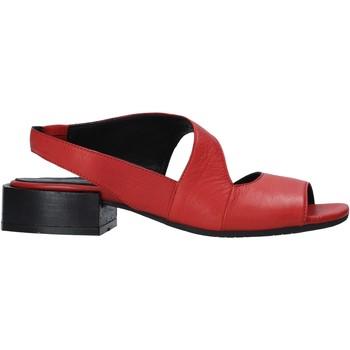 Sapatos Mulher Sandálias Bueno Shoes 21WS4900 Vermelho