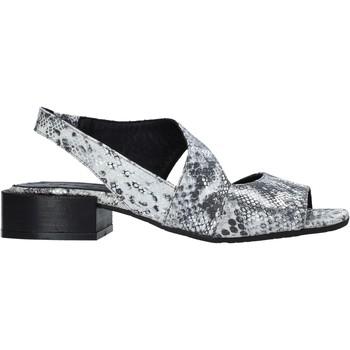 Sapatos Mulher Sandálias Bueno Shoes 21WS4900 Cinzento