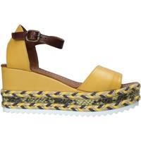 Sapatos Mulher Sandálias Bueno Shoes 21WQ6000 Amarelo