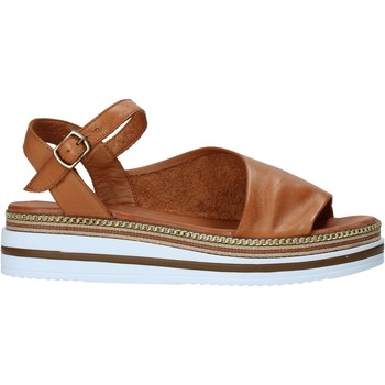 Sapatos Mulher Sandálias Bueno Shoes 21WS4203 Castanho