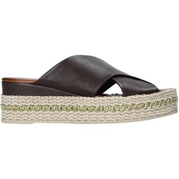 Sapatos Mulher Chinelos Bueno Shoes 21WQ5907 Preto