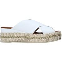 Sapatos Mulher Chinelos Bueno Shoes 21WQ5907 Branco