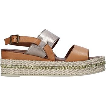 Sapatos Mulher Sandálias Bueno Shoes 21WS5200 Castanho