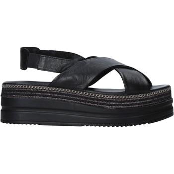 Sapatos Mulher Sandálias Bueno Shoes 21WS5702 Preto