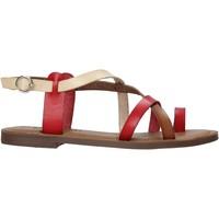Sapatos Mulher Sandálias Refresh 72655 Castanho