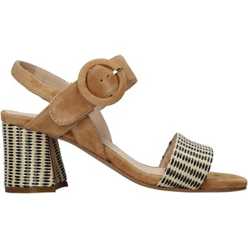 Sapatos Mulher Sandálias Carmens Padova 45107 Castanho