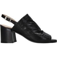 Sapatos Mulher Sandálias Carmens Padova 45416 Preto