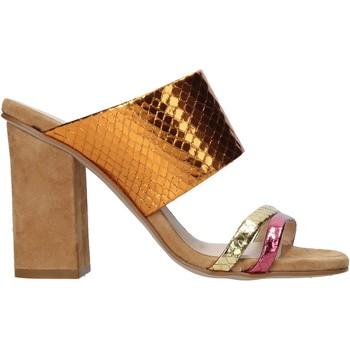 Sapatos Mulher Sandálias Carmens Padova 45063 Laranja