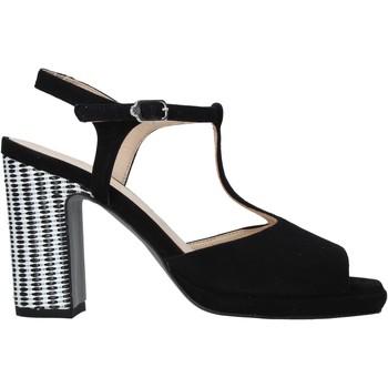 Sapatos Mulher Sandálias Carmens Padova 45085 Preto