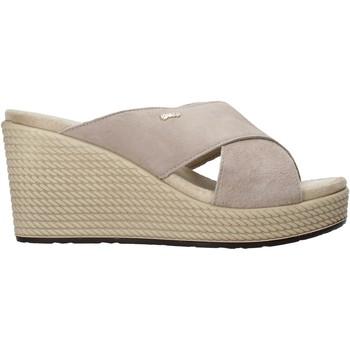 Sapatos Mulher Chinelos IgI&CO 7169077 Bege