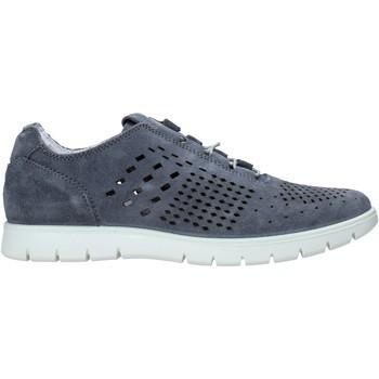 Sapatos Homem Sapatilhas IgI&CO 7118311 Azul