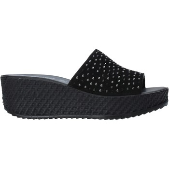 Sapatos Mulher Chinelos Enval 7280000 Preto