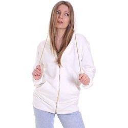 Textil Mulher Sweats Cristinaeffe 4963 Branco