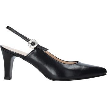 Sapatos Mulher Sandálias Soffice Sogno E20036 Preto