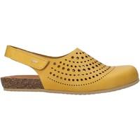 Sapatos Mulher Tamancos IgI&CO 7184633 Amarelo