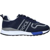 Sapatos Criança Sapatilhas Docksteps TODAY-2 Azul