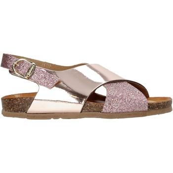 Sapatos Rapariga Sandálias Bionatura 22B 1047 Rosa