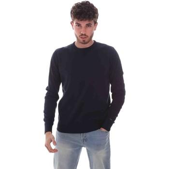 Textil Homem camisolas Key Up 2M50U 0001 Azul
