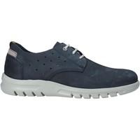 Sapatos Homem Sapatos Rogers 2834-NOB Azul