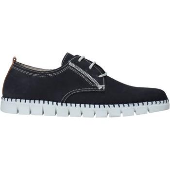 Sapatos Homem Sapatos Rogers 2572-NOB Azul