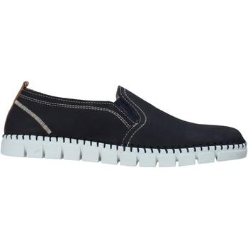 Sapatos Homem Slip on Rogers 2571-NOB Azul