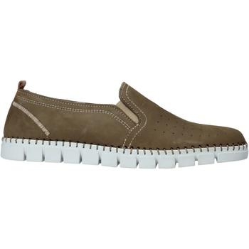 Sapatos Homem Slip on Rogers 2571-NOB Verde