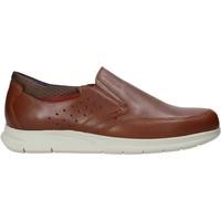 Sapatos Homem Slip on Rogers 2700 Castanho