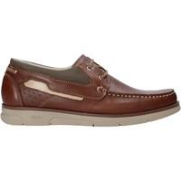 Sapatos Homem Sapato de vela Rogers 2871-ESC Castanho
