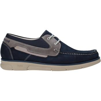 Sapatos Homem Sapatos Rogers 2873-NOB Azul